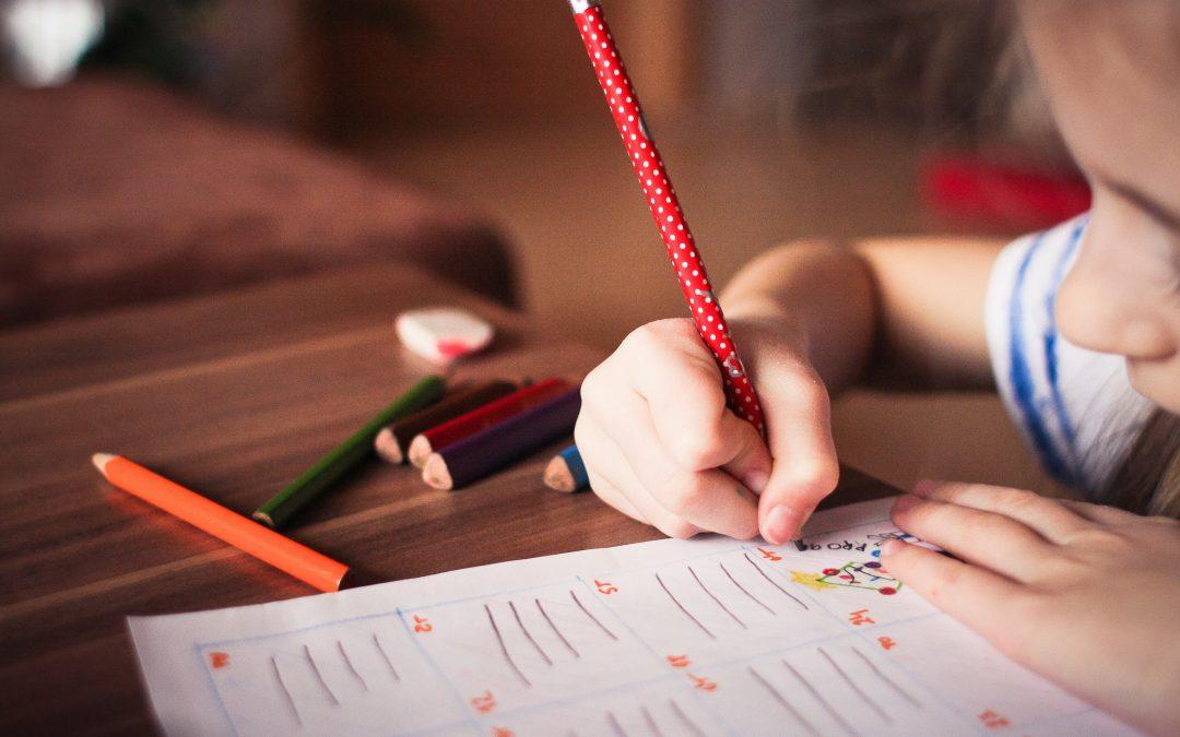 Niños con dislexia