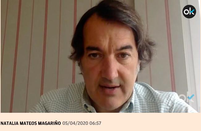 OKDIARIO entrevista a Mimucama por Crisis Coronavirus